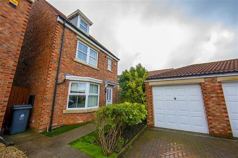 4 bedroom detached house for sale - Meadow Vale, Shiremoor, Newcastle Upon Tyne, NE27