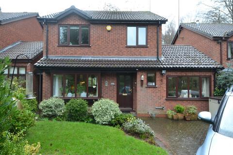 3 bedroom detached house for sale - Berkley Crescent, Moseley, Birmingham, B13