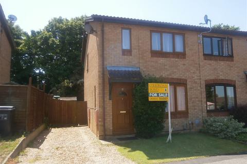 3 bedroom semi-detached house to rent - Probyn Close, Southfields, Northampton