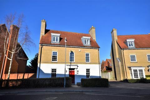 4 bedroom detached house for sale - Gavin Way, Highwoods, CO4 9EW