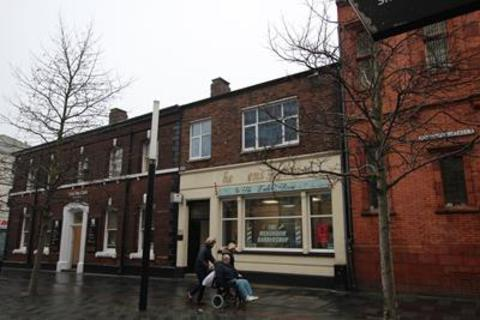 Office to rent - 27 Hardshaw Street, St. Helens, Merseyside