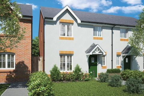 3 bedroom semi-detached house for sale - Plot 31, Ripley, Brook Meadow, Loggerheads