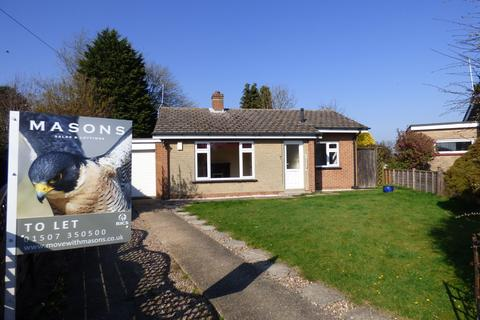 2 bedroom detached bungalow to rent - Staines Way, Louth, LN11 0DE