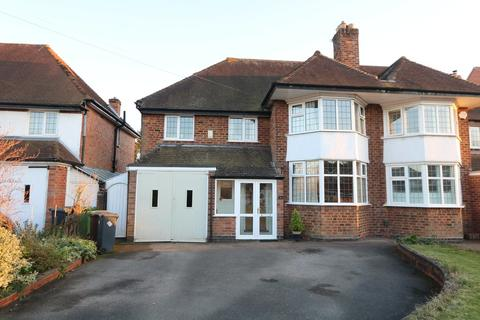 4 bedroom semi-detached house for sale - Milverton Road, Knowle