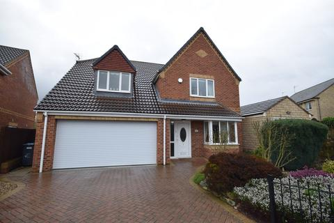 4 bedroom detached house for sale - Brodsworth Way, Rossington, Doncaster