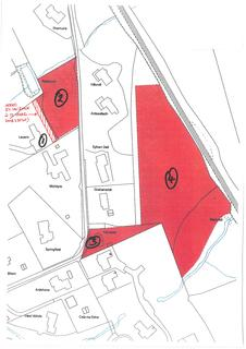 Plot for sale - Sites 1&2, plot of ground to rear of Ferndale, Stuckenduff Road, Shandon G84