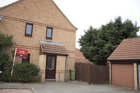1 bedroom end of terrace house to rent - Milecaste, Bancroft, Milton Keynes MK13