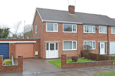 2 bedroom semi-detached house to rent - Yarburgh Way, Badger Hill