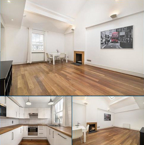 2 bedroom flat to rent - Top Floor Flat, Queensberry Place, South Kensington, SW7