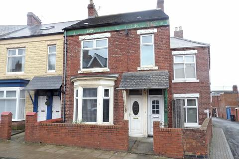 3 bedroom flat for sale - Marlborough Street North, CHICHESTER, South Shields, Tyne and Wear, NE33 4DA