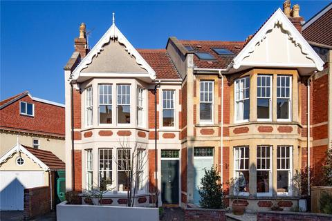 3 bedroom end of terrace house for sale - St Albans Road, Westbury Park, Bristol, BS6