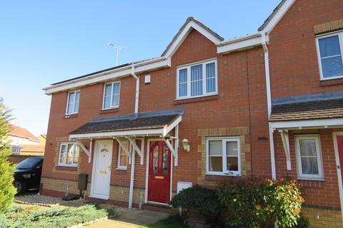 2 bedroom terraced house for sale - Riverstone Way, Hunsbury Meadows, Northampton, NN4
