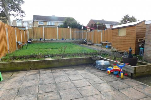 2 bedroom semi-detached house to rent - Patchins Road, Poole, Dorset, BH16