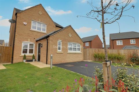 3 bedroom detached house for sale - Oakes Close