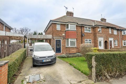 2 bedroom end of terrace house for sale - Tudor Road, Acomb, YORK