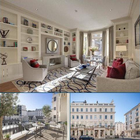 1 Bedroom Flat For Eaton Place Belgravia London Sw1x