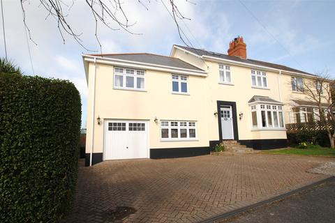 5 bedroom semi-detached house for sale - Franklyn Avenue, Braunton