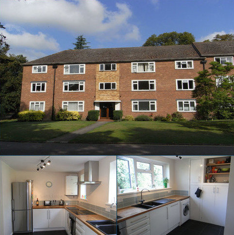 2 bedroom flat to rent - Trotsworth Court, Christchurch Road, Virginia Water GU25