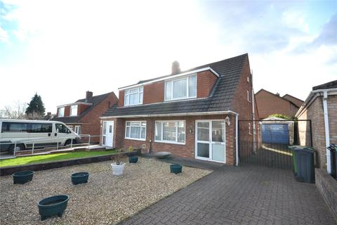 2 bedroom semi-detached house for sale - Well Wood Close, Penylan, Cardiff, CF23
