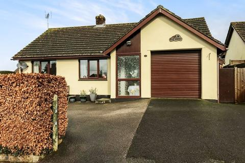 2 bedroom detached bungalow for sale - Taw Vale Close, North Tawton