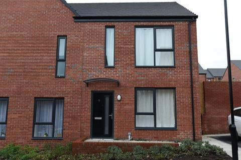 2 bedroom semi-detached house to rent - Birchlands Drive, Fir Vale, Sheffield, S4