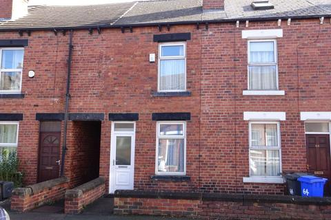 3 bedroom terraced house for sale - 66 Leamington Street, Crookes, Sheffield S10 1LW