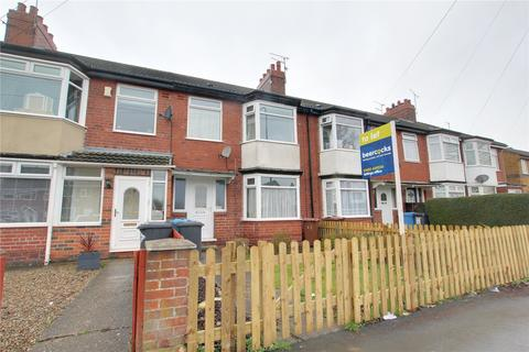 3 bedroom terraced house to rent - Priory Road, Hull, East Riding Yorkshire, HU5