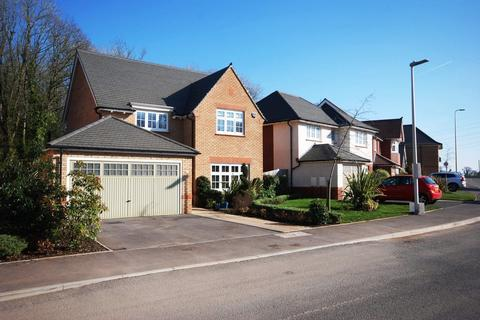 4 bedroom detached house for sale - Goldsland Walk, Wenvoe, Vale of Glamorgan, CF5 6FD