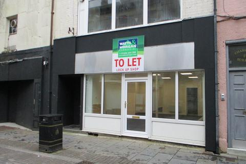 Office to rent - Ground Floor Showroom/Office Space, 25 Wyndham Street, Bridgend, CF31 1EB