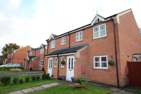 3 bedroom semi-detached house to rent - Ganton Way, Grantham
