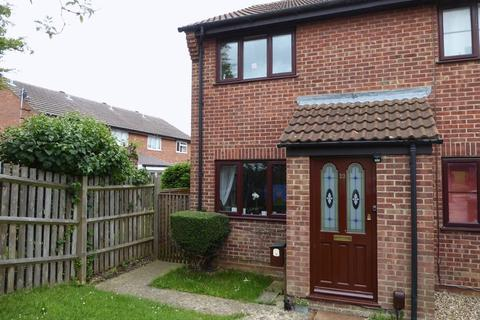 2 bedroom end of terrace house for sale - Lerwick Croft, Bicester
