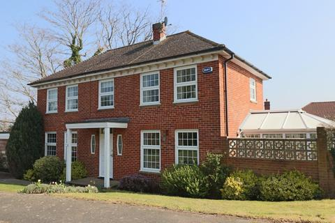 4 bedroom detached house to rent - Colonels Way, SOUTHBOROUGH