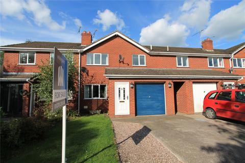 3 bedroom terraced house for sale - Nursery Close, Shavington, Crewe, Cheshire, CW2