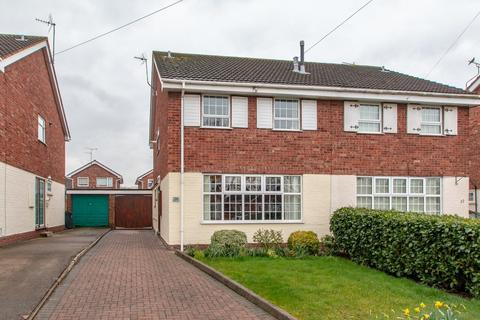 3 bedroom semi-detached house for sale - Thackeray Drive, Vicars Cross, Chester