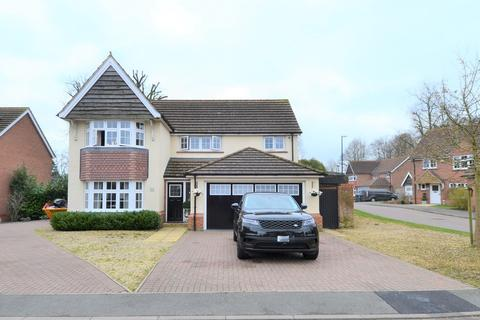 4 bedroom detached house for sale - Barnard Close, Rubery, Birmingham, B45