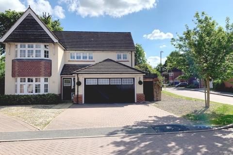 4 bedroom detached house for sale - Barnard Close, Rubery, Birmingham, B45