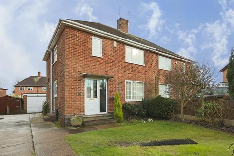 3 bedroom semi-detached house for sale - Yatesbury Crescent, Strelley, Nottinghamshire, NG8 3AT