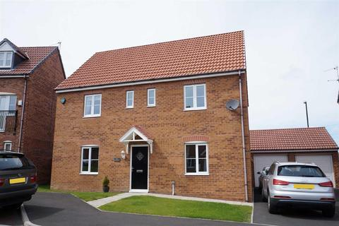 4 bedroom detached house for sale - Bayfield, West Allotment