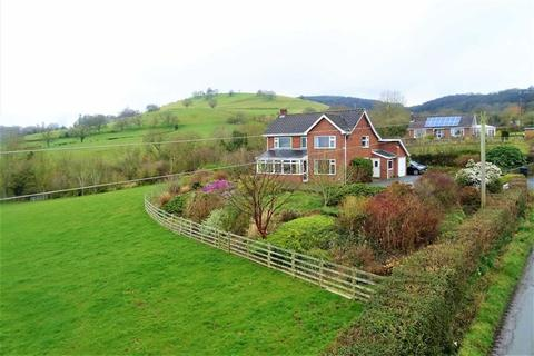 4 bedroom property with land for sale - Coed Y Brenin, Kingswood, Welshpool, Powys, SY21