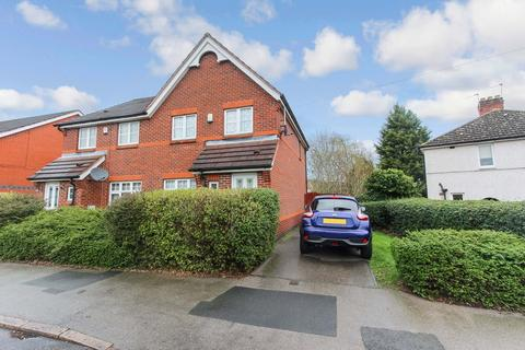 3 bedroom semi-detached house for sale - Peverel Road, Leicester, LE3