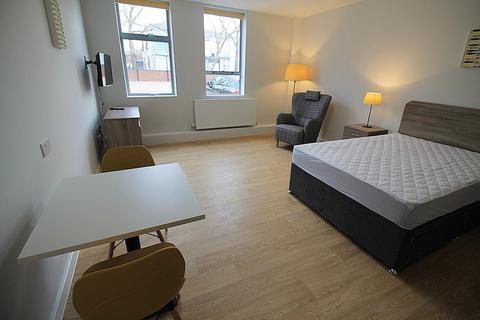 Studio to rent - Studio Midwood House, Widnes