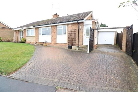 2 bedroom semi-detached bungalow for sale - Boughton Drive, Rushden NN10 9HX