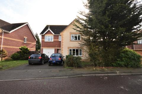 4 bedroom detached house for sale - Tumulus Way, Roman Fields