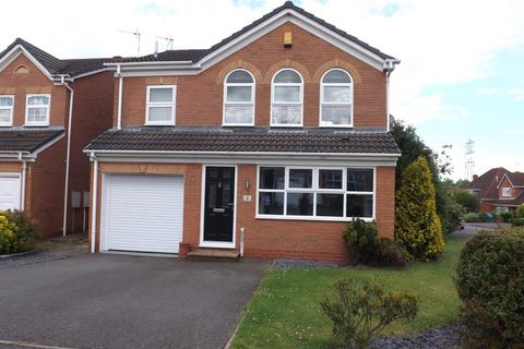 4 bedroom detached house for sale - Grimston Close, Binley, Coventry