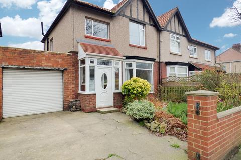 3 bedroom semi-detached house for sale - Stratford Avenue, Sunderland, Tyne and Wear, SR2 8RX