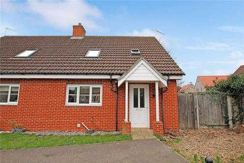 2 bedroom semi-detached house for sale - Hilltop Close, Colchester