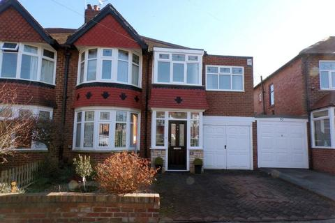 5 bedroom semi-detached house for sale - Midhurst Road, Benton, Newcastle upon Tyne