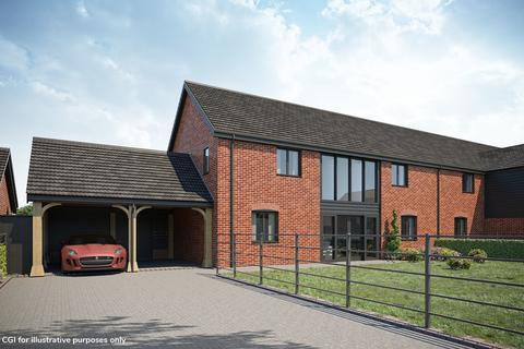 4 bedroom semi-detached house for sale - Oakland Mews, Norwich Road, Strumpshaw