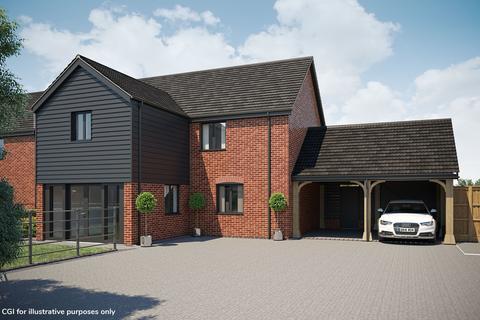 4 bedroom semi-detached house for sale - Oakland Mews, Norwich Road, Norwich