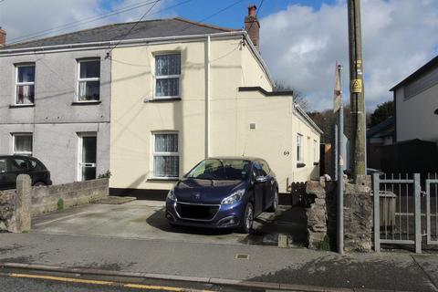 2 bedroom semi-detached house for sale - Station Road, St. Blazey, Par